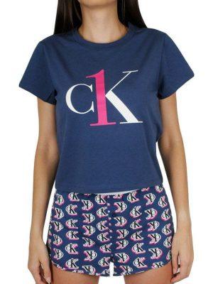 Dámske pyžamo Calvin Klein QS6443E